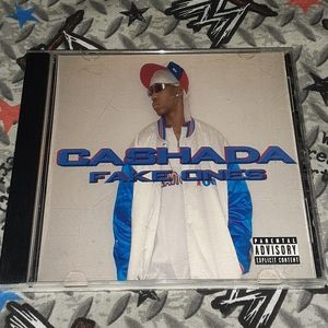 2002 Cashada Fake Ones Vintage Detroit Rap Hip Hop